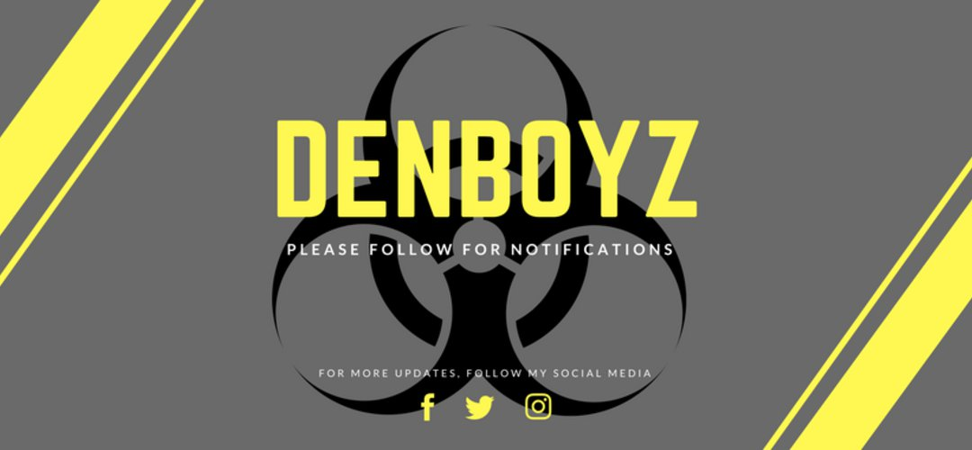 Denboyz's streaming