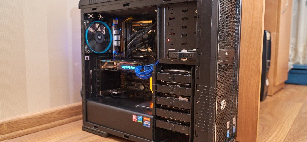 DarkJoney's PC