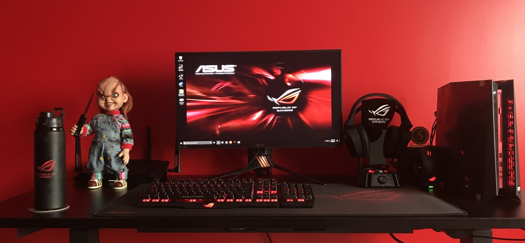 Asus Rog 4 000 Gaming Setup Mysetup Co