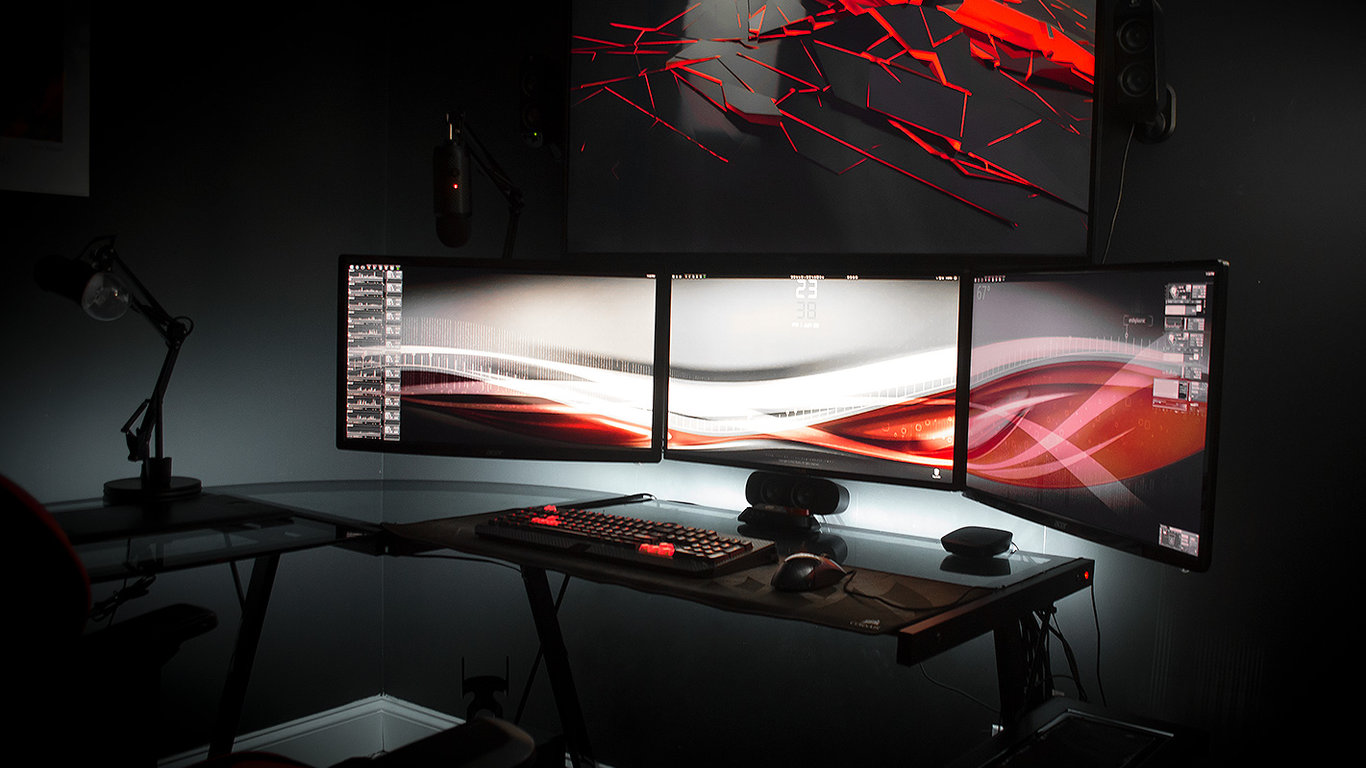 Gallery image of The little devil's setup
