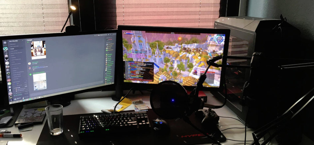 Gaming And Streaming Setup Mysetup Co