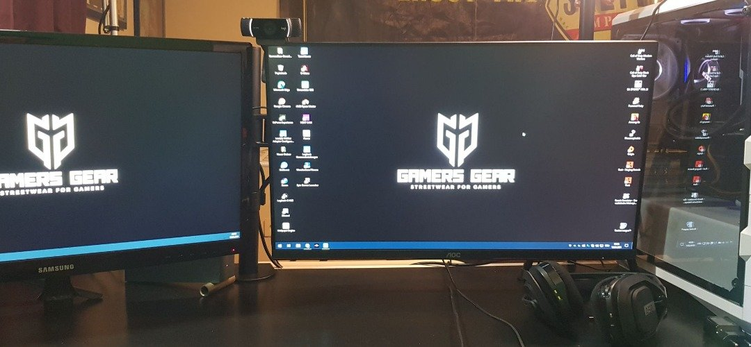 Mein Gaming/Streaming PC