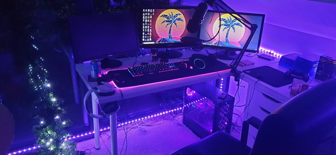 Pipzz's PC and Gear