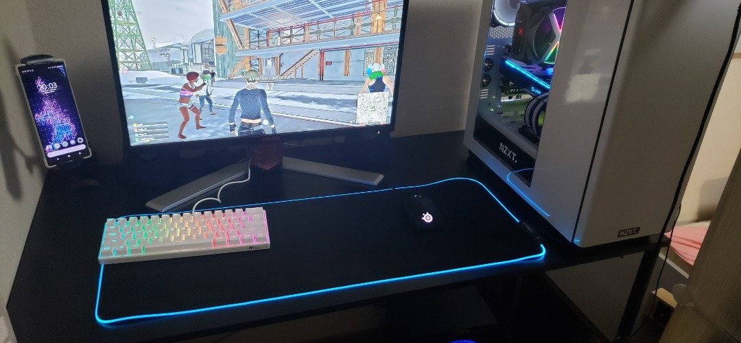 4fun gamer Set Up