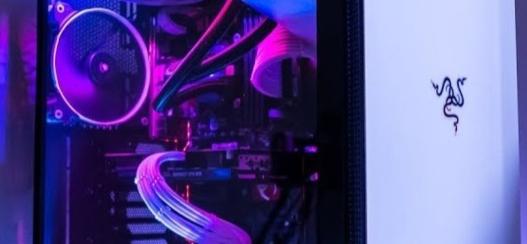 Carrieds Gaming PC