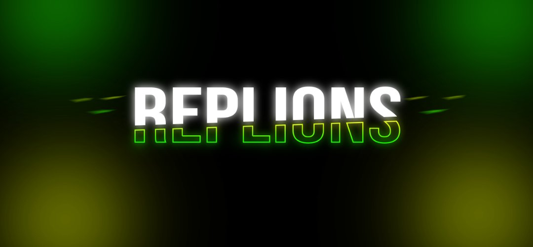 Replions Setup