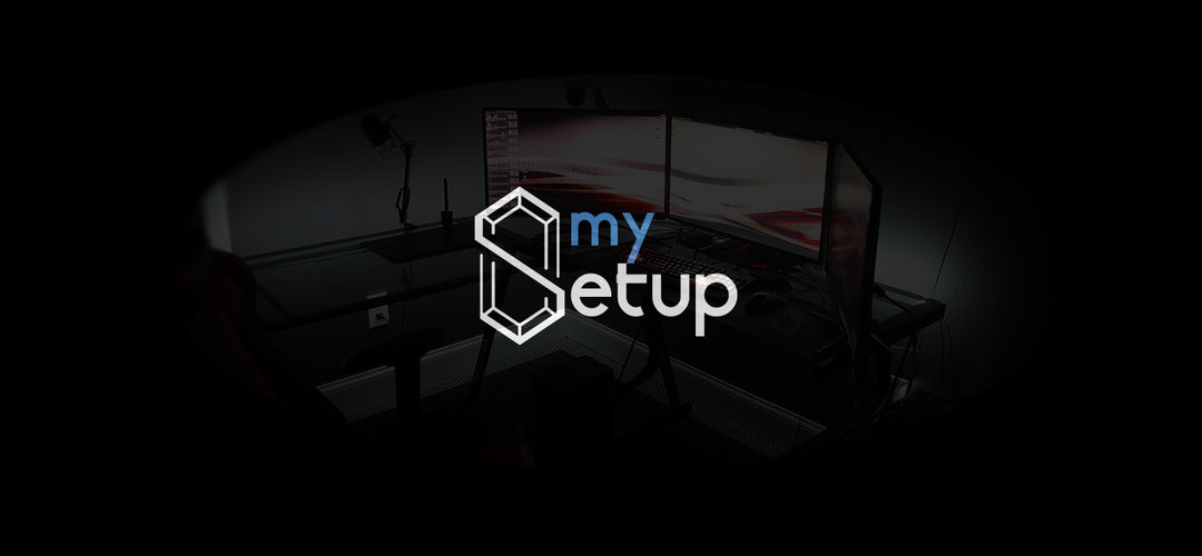 The creation of mySetup.co